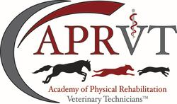 FAQ - Academy of Physical Rehabilitation Veterinary Technicians (APRVT)